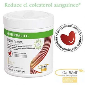 Compra BARATO aqui tu Colesterol Beta Heart Herbalife