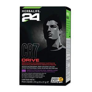 Compra BARATO aqui tus CR7 Drive Sobres Herbalife