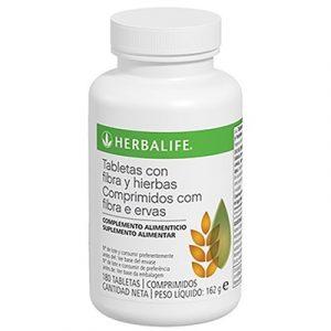 Compra BARATO aqui tus Tabletas Fibra Hierbas Herbalife