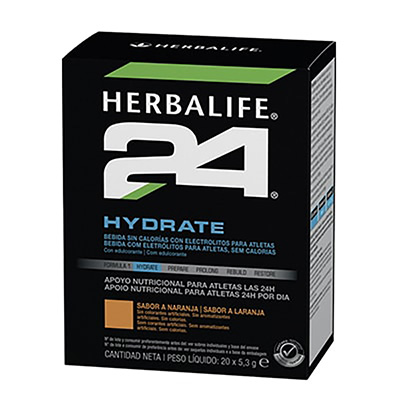 Compra BARATO aqui tu Hydrate Naranja Herbalife