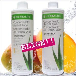 Compra BARATO aqui tu Concentrado Aloe Vera Herbalife