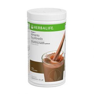 Compra BARATO aqui tu Batido Formula 1 Chocolate Herbalife