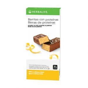 Comprar BARATO aqui tus Barritas Proteinas Mousse de Limon Herbalife