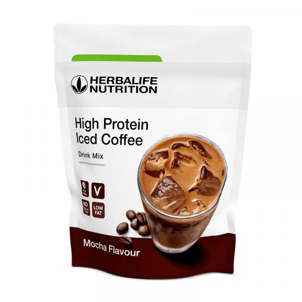 Cafe Helado-Alto en proteina-Mocha